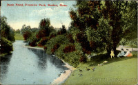 Duck Park, Franklin Park Boston