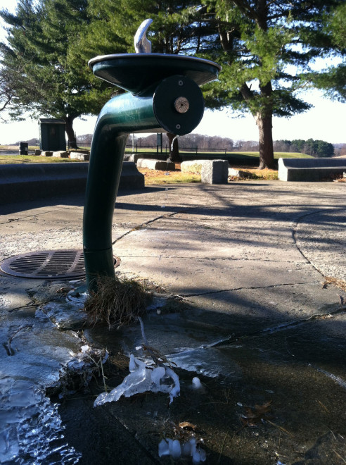 Drinking-Fountain